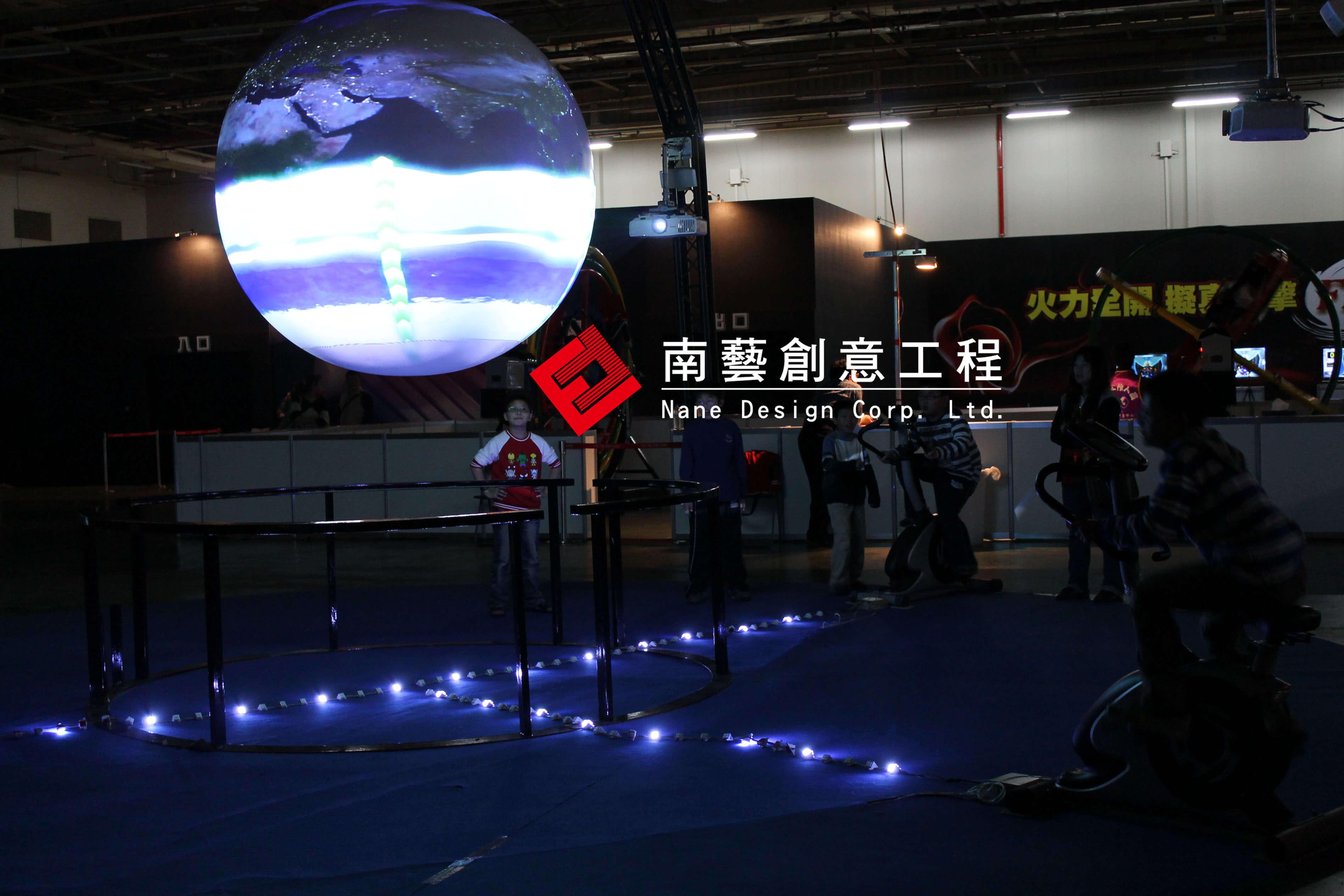 台中世貿展-4D體感電玩科幻世界_台中世貿展_台中世貿展_4D體感_電玩
